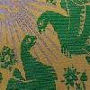grün-gelb mit Sonne