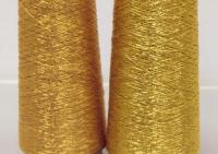 2 x Goldfarbenes Garn