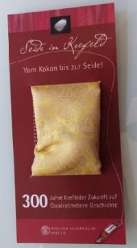 Einstecktücher mit Kokon, sortiert